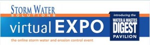 StormTank Product Line to Exhibit at Storm Water Solutions Virtual Expo 2013