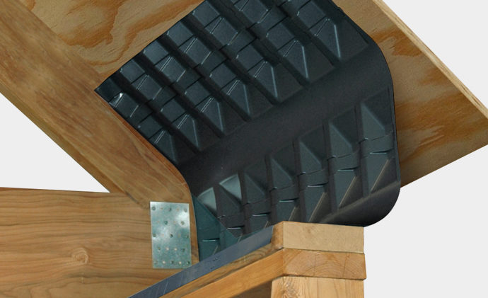 AccuBlock Roof Ventilation System