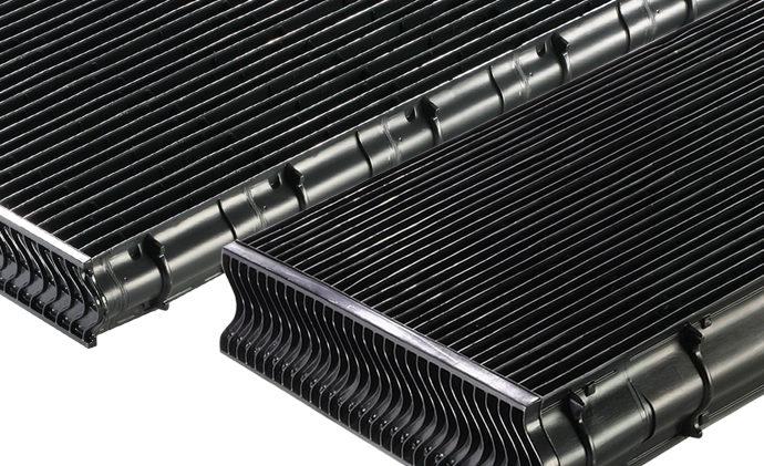counterflow blade drift eliminators