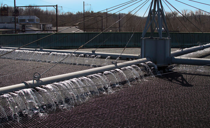 Trickling Filter Treatment Solutions Brentwood Industries
