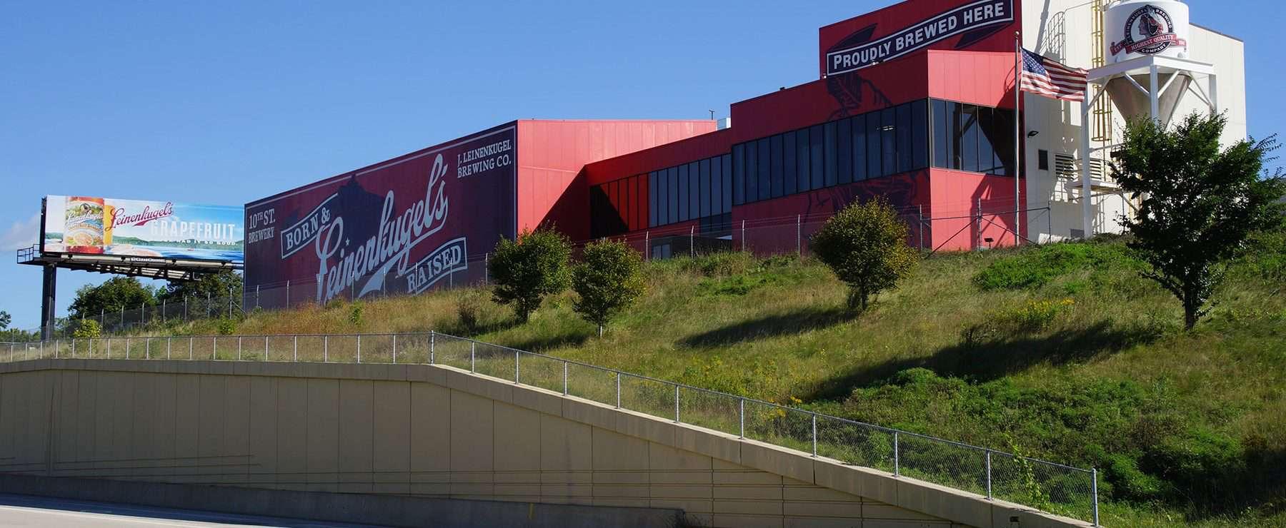Leinenkugel Brewery Expansion - StormTank