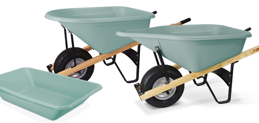 Durable Construction Strength Wheelbarrows