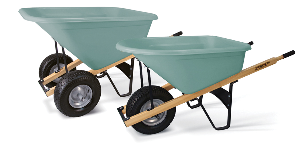 Construction Strength Wheelbarrow