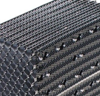 Cooling Tower Crossflow herringbone