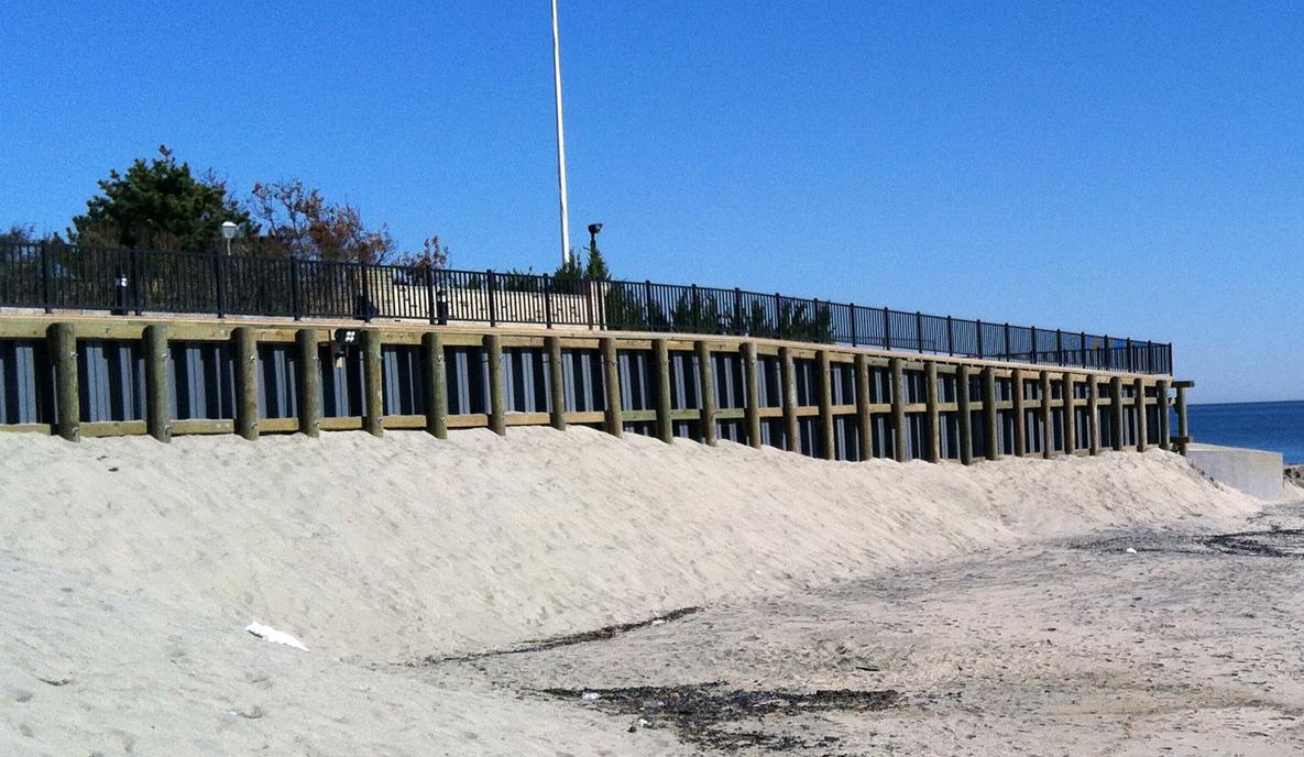 Dock Construction