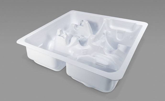 High-Density Polyethylene Tub