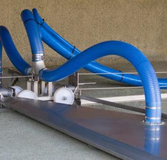 SedVac Sediment Dredge System