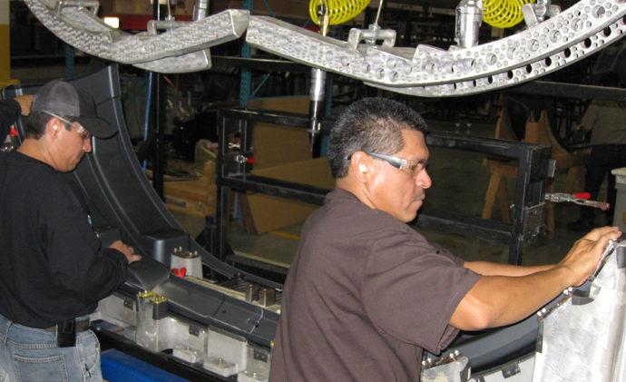 Railcar Manufacturers
