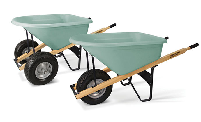 Poly Wheelbarrow